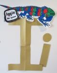 Short Vowel Friends--Iggie the Iguana