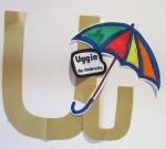 short vowel friend-- Uggie the Umbrella
