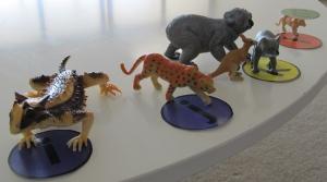 Around the Table ABC- animals